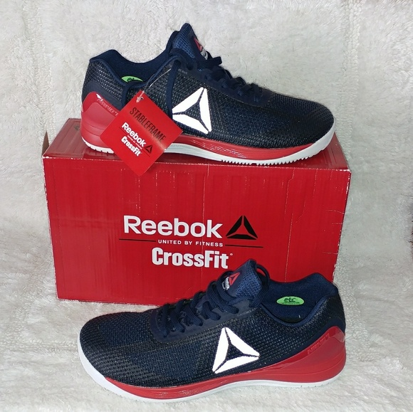 40043fa06799 New Reebok Crossfit Nano 7.0 Men s Size 9